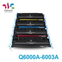 Цвет принтер тонер-картридж Q6000A Q6001A Q6002A Q6003A для HP 1600 2600N 2605