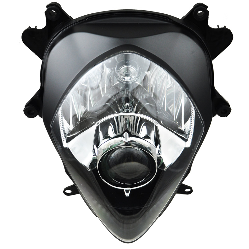 Motorcycle Front Head Light Lamp Headlight For Suzuki GSXR1000 K7 K8 2007 2008  motorcycle front