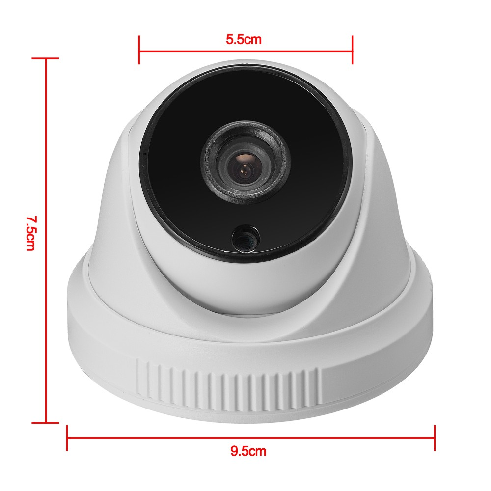 ONVIF CCTV Camera P2P HD 720P 960P 1080P Indoor 36 Pcs LED Night Vision Motion Detection Security 1/3720P  1/4960P  2/31080P hbss 16ch full hd night vision motion detection onvif 1920 1080p p2p poe fixed lens email alarm indoor security system
