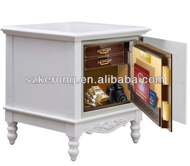 Merveilleux Fingerprint Furniture Safe