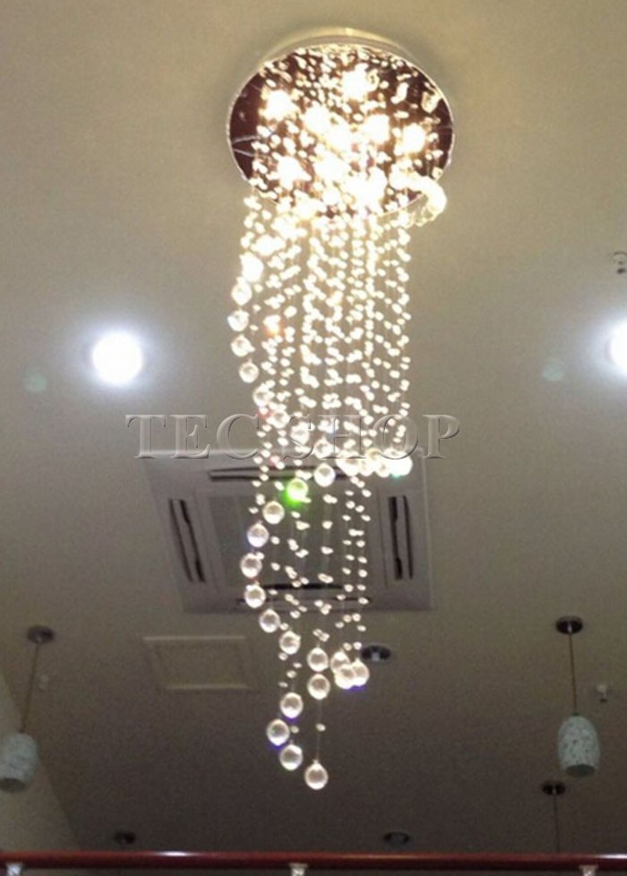 Jh duplex stairs k9 crystal chandelier single spiral crystal lamp jh duplex stairs k9 crystal chandelier single spiral crystal lamp living room chandelier lustres de cristal lustres lighting in pendant lights from lights mozeypictures Image collections