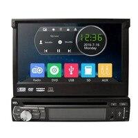 2019 в наличии DVD плеер автомобиля с USB Bluetooth Мультимедиа Поддержка RDS сталь колеса управление DAB + Бесплатная камера IGO географические карты