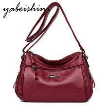 купить 2019Women Bags Designer Hand bags Messenger Bag Sac A Main Femme Leather Luxury Handbags Women Shoulder Crossbody shopping bag дешево