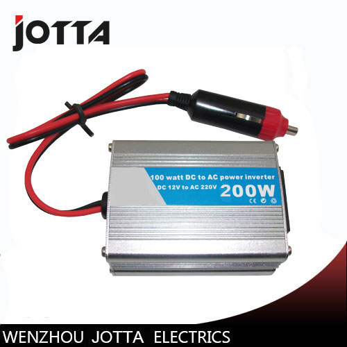 200W WATT DC 12V to AC 220V modified sine wave Portable