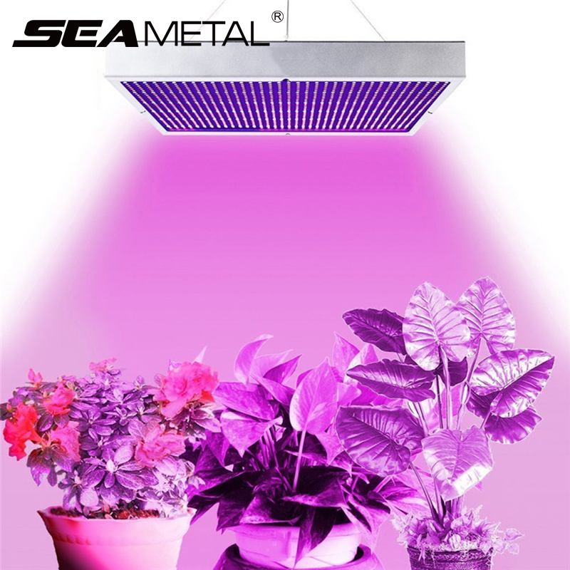 LED Grow Light 120W 1365 Leds Fitolamp Full Spectrum Plant Lamp Vegetable Seed Growing Tent Box