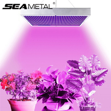цены LED Grow Light 120W 1365 Leds Fitolamp Full Spectrum Plant Lamp Vegetable Seed Growing Tent Box Indoor Greenhouse Plants Growth