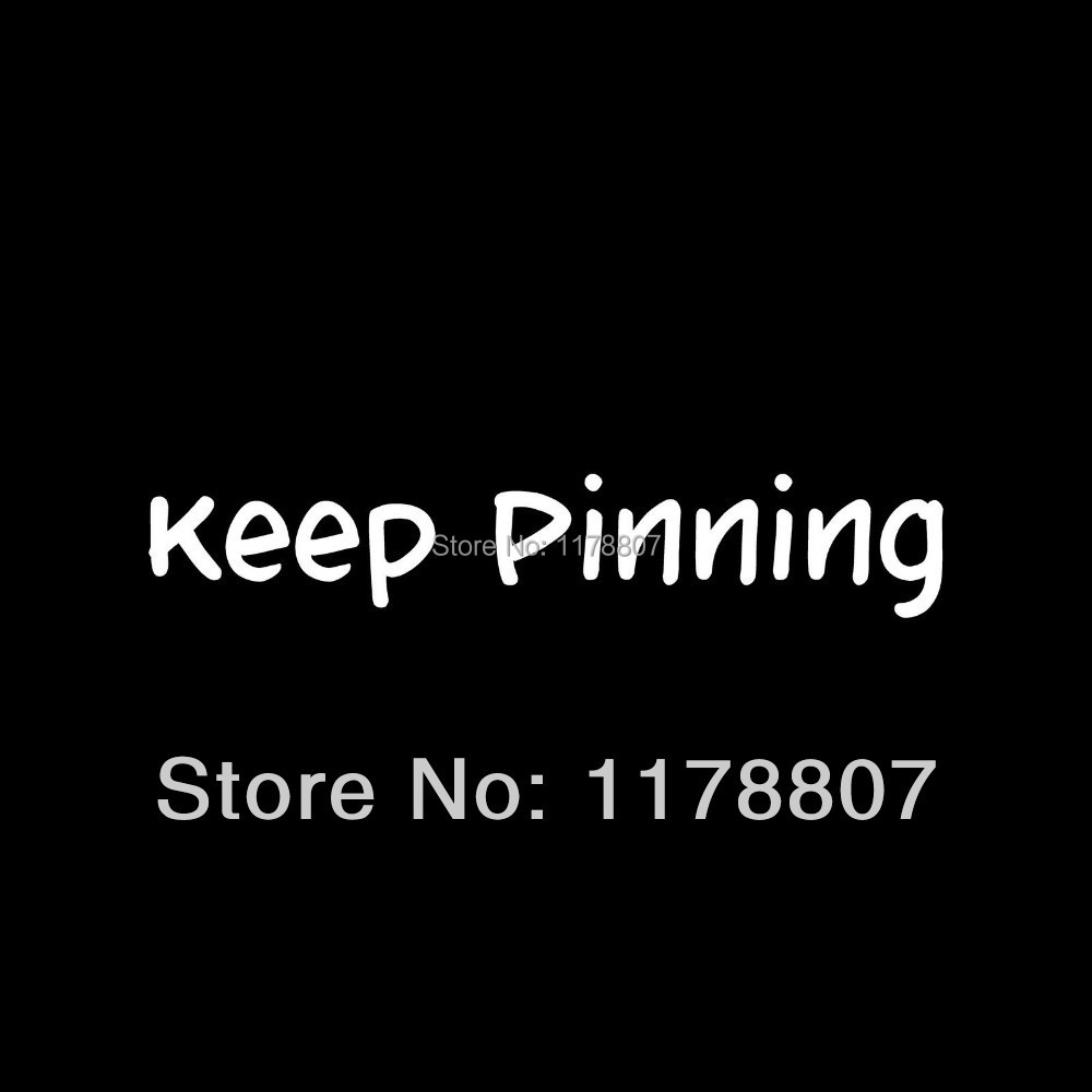 Vinyl lettering decals for crafts - Keep Pinning Vinyl Sticker Decal Funny For Car Window Laptop Cute Internet Craft Diy China