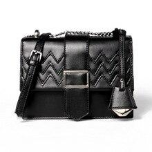 2018 Роскошные Сумки Для женщин сумки дизайнер посланник сумка Марка Дамы Crossbody кожаные сумки Сумка модные сумки
