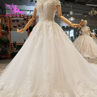f6f3c75f36 AIJINGYU Lace Bridal Gown Moroccan Pearl Beads Sexy Sale Luxury Big Gowns  Wedding Dress And Wedding