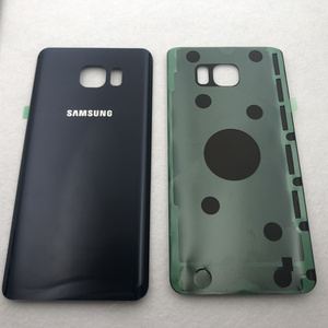 Image 4 - Pour Samsung Galaxy Note 5 N920 N920F SM N920F cadre moyen note5 N9200 couverture arrière boîtier complet écran avant lentille en verre + outil