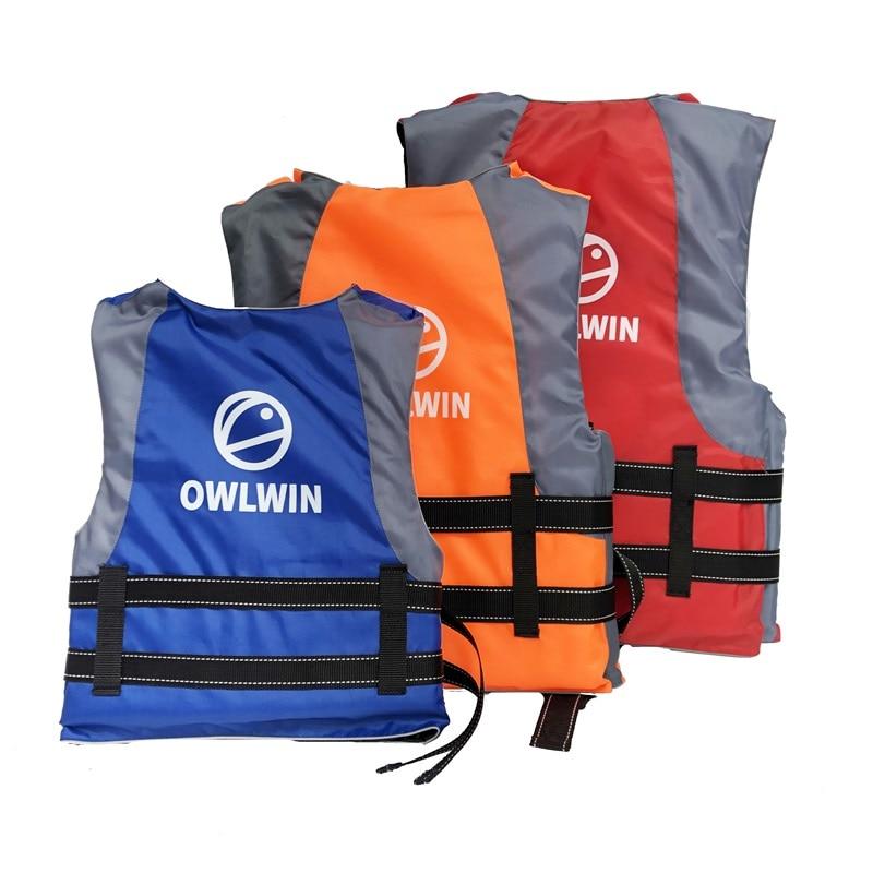 Pria Swimwear Life Vest Colete Salva-vidas untuk Olahraga Air - Olahraga air - Foto 2