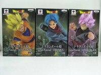 New Banpresto Dragon Ball Super Soul X Soul Super Saiyan Son Gokou Goku Trunks Rose Gokou