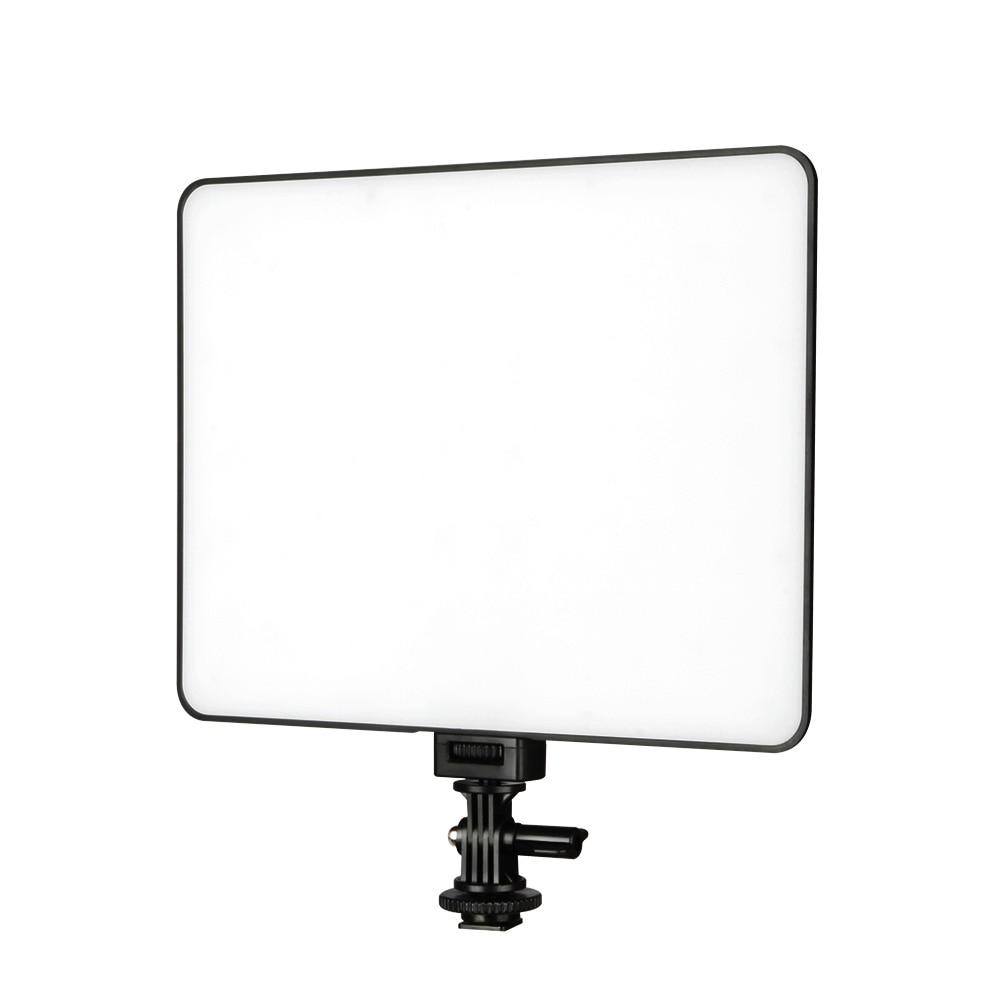 Viltrox VL 200 Pro Draadloze Afstandsbediening LED Video Studio Light Lamp Slim Bi Color Dimbare + AC Adapter + Batterij KIT voor Camcorder-in Fotografieverlichting van Consumentenelektronica op  Groep 2
