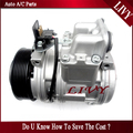 10PA17C Car ac compressor For MERCEDES W124 R129 A0002340211 447100-2070 0002300611 147100-3970 1191300015