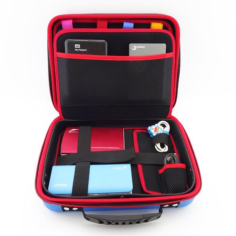 GUANHE 3.5 դյույմ BIG SIZE USB Drive Կազմակերպիչ - Արտաքին պահեստավորման սարքեր - Լուսանկար 3