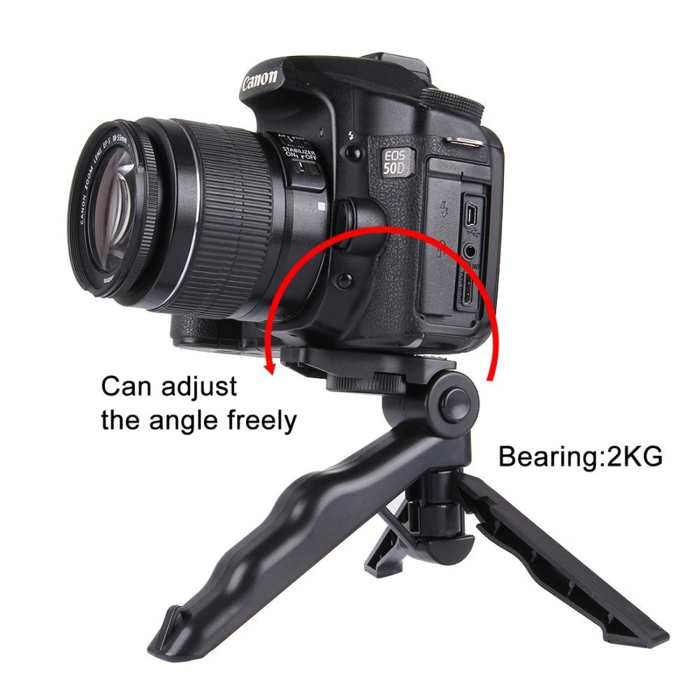 PULUZ Grip Plegable trípode con adaptador y tornillos para GoPro - Cámara y foto - foto 4
