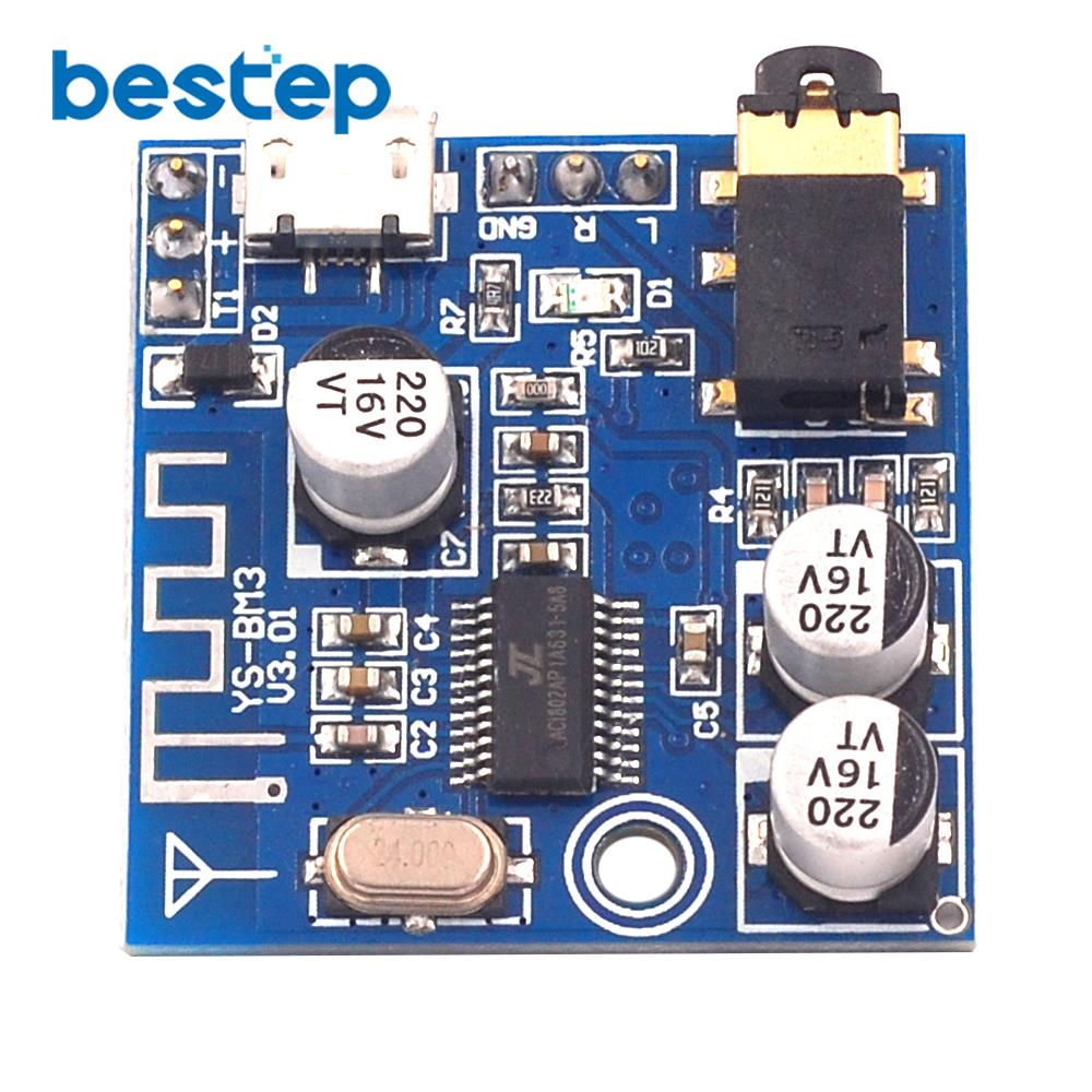 Hot Sale Mp3 Bluetooth Audio Module Speaker Lossless Boosteramplifierforcarstereouse Automotivecircuit Circuit Decoder Board Diy Car Amplifier Modification Bm3