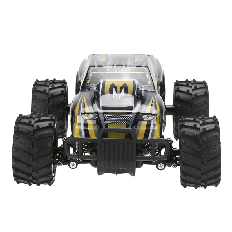 Four-wheel Drive Electric RC Car 1:16 Scale 2WD Off Road Model Car High Speed Remote Control Car Toy Speed Up to 18KMH 1 12 high speed car ratio control 2 4 ghz all wheel drive model 4x4 driving car assebled buggy vehicle toy