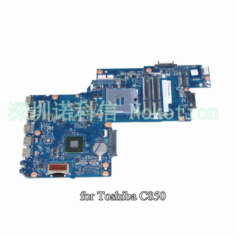 H000052740 For toshiba satellite L850 C850 laptop motherboard 15.6 inch  intel Graphics warranty 60 days
