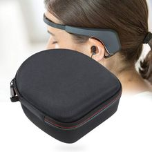 Portable EVA Waterproof Hard Storage Bag Carrying Case Cover for Muse Brain Sensing Headband Accessories
