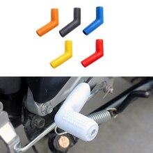 Мотоцикл Шестерни переключения чехол рычага резиновый носок к карнавальному костюму протекторы для KTM 125 200 250 300 450 530 Honda Kawasaki Suzuki Yamaha