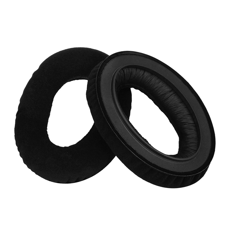 Headphones Accessories Replacement <font><b>Ear</b></font> <font><b>Pad</b></font> Cushions For <font><b>Sennheiser</b></font> HD545 HD565 HD580 HD600 <font><b>HD650</b></font> Headphones Good quality A20 image