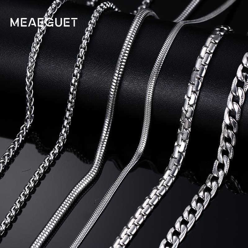 Aliexpress Com Buy Meaeguet Classic Stainless Steel