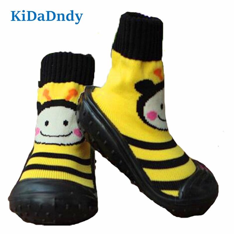 KiDaDndy zapatos para niños pequeños con fondo blando bebé niña - Ropa de bebé