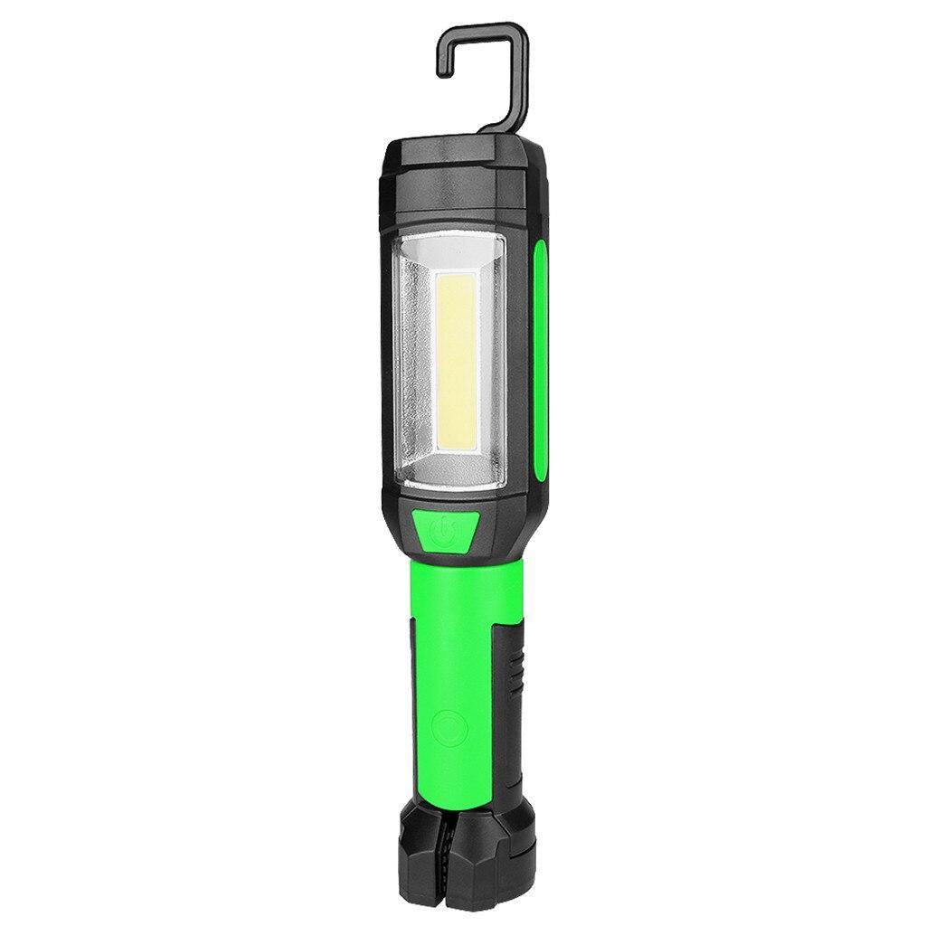 HTB1UwX2aEWF3KVjSZPhq6xclXXaj - Flashlights Multifunction Portable COB Lamp Work Light Lamp Flashlight Torch Magnetic Hot Shock Resistant