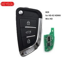 KEYECU 5PCS telecomando universale b series 3 pulsante per KD900 KD900 + KD X2 URG2000, telecomando KEYDIY per B29