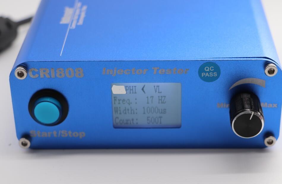 Cri808 common rail injector tester b