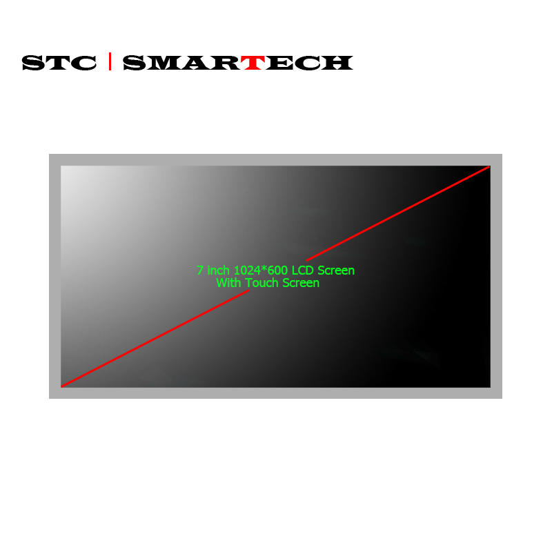 SMARTECH Android Car DVD GPS Navigation Stereo Radio 7 8 9 Screen or Touch Screen Optional