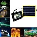 Proyector Brillo Estupendo 3 W 12 LED Solar Al Aire Libre Luz de Seguridad Solar Luz de Inundación de La Lámpara Paisaje
