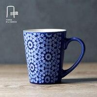 Moda Estilo 248 ML de Cerâmica Criativa Com Handgrip Caneca do Curso de Chá de Leite de Café Para Bar Em Casa Como Presente mid-ano samovar