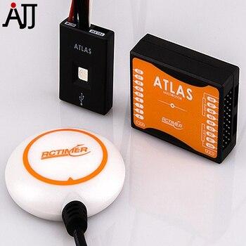 Rctimer ATLAS система управления полетом включает GPS и светодиодный модуль