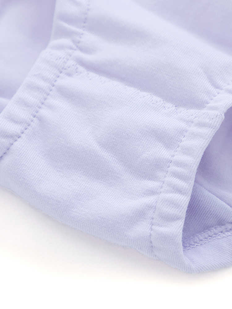 Balabala 3-حزمة تمتد القطن الملابس الداخلية للفتيات البلوغ فتاة لطيف يونيكورن ملابس داخلية منقوشة طفل سراويل Calcinha Majtk
