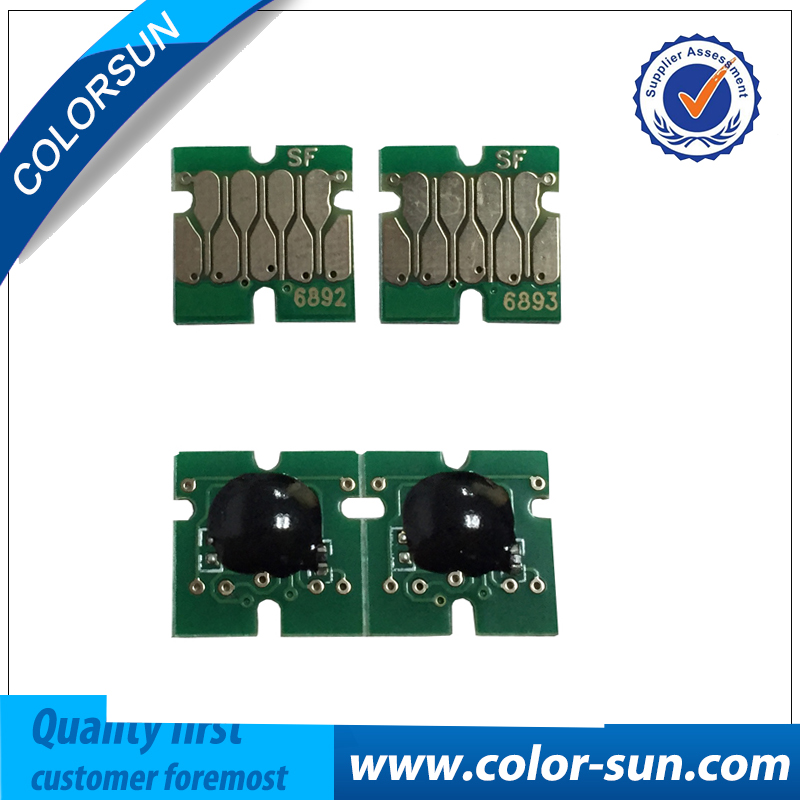 New T6891-T6894 One time Chips for <font><b>EPSON</b></font> Surecolor <font><b>S30670</b></font> S50670 one time chip image