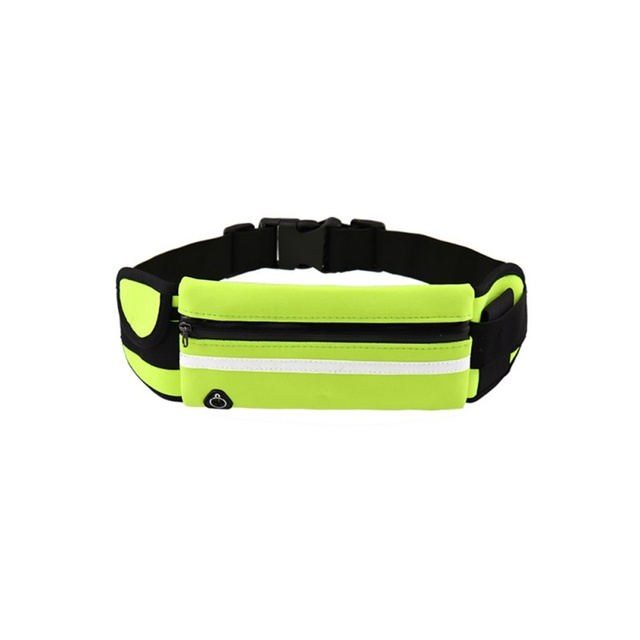 New Outdoor Running Waist Bag Waterproof Anti-theft Mobile Phone Holder invisible kettle Belt Belly Bag Women Gym Fitness Bag