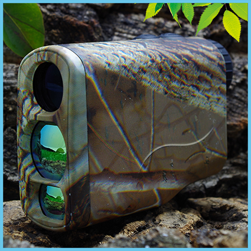 Camo Laser Rangefinder 600m Laser Range Finder Hunting Golf Rangefinders Measure Monocular Laser Distance Meter Speed Tester handheld laser rangefinder 600m rangefinders measure distance meter speed tester telescope for hunting golf