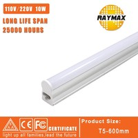 T5 LED Tube 2ft 10w 600mm Led Tube Lamp High Lumen Led Tube Lighting 110 240v
