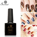 Saviland New Arrival Cat Eye Colors 10ml Nail UV Gel Polish UV LED Cat Eye Colors Manicure Healthy Magnet Gel Lacquer