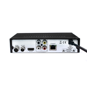 Image 2 - 新しいhd dvb T2チューナーデジタルセットトップボックスのdvb T2地上波テレビ受信機/ウクライナ/ヨーロッパ/ruサポートusb wifi RJ45受容体