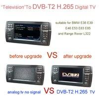 DVB T2 H.265 Digital TV For BMW E38 E39 E46 X5 E53 X3 E83 Z4 E85 ,Range Rover L322,Rover 75,MG ZT / MG ZT T