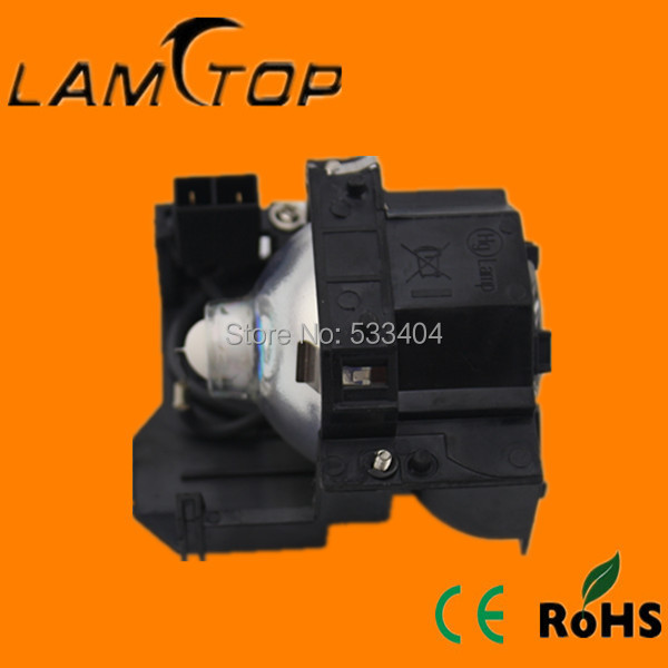 Free shipping  LAMTOP projector  lamp  with housing/cage  for   EB-S62/EB-S6 free shipping new projector lamps bulbs elplp55 v13h010l55 for epson eb w8d eb dm30 etc