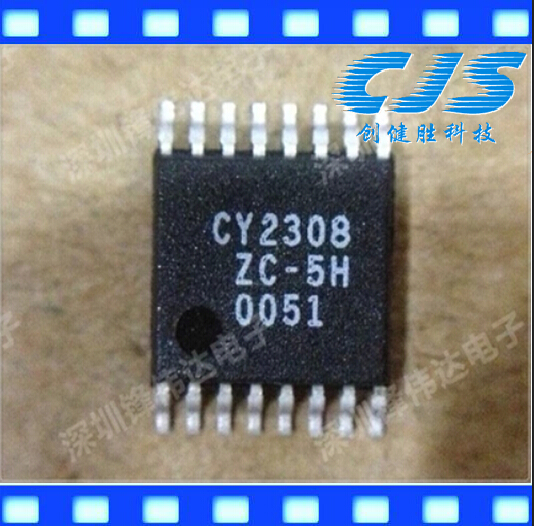 100% originale CY2308ZC-5HT CY2308 CY2308ZC tssop16