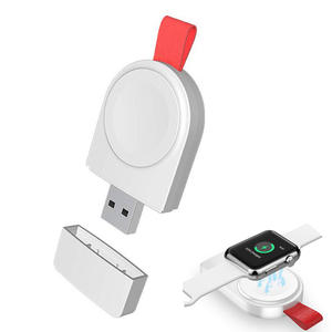 Portable Fast Charger For Apple watch Series 4 Charger Fast Wireless Magnetic Charging Cable For Apple Watch 4 USB Charger