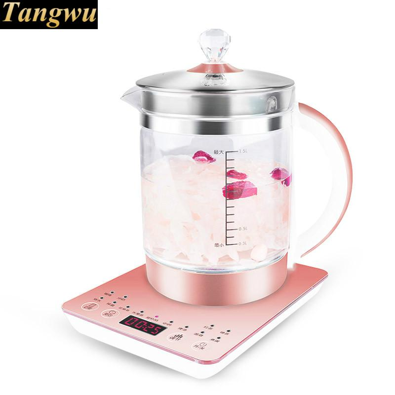 Fully automatic and thickened glass multi-function electric kettle for the bessel function and the modified bessel function