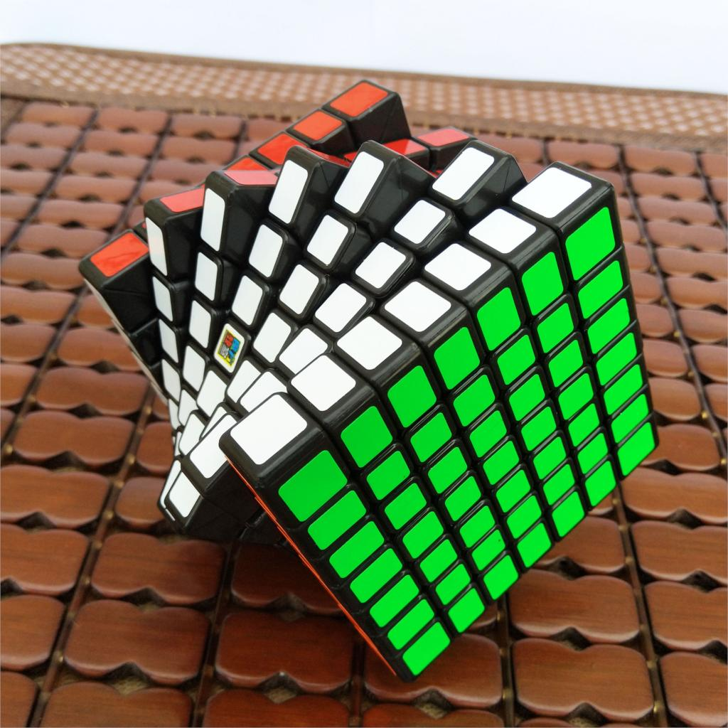 Image 3 - Moyu Classroom MF7 7x7 Cube Magic Cube 7Layer Cube Professional Speed Puzzle Cubes 7x7x7 Educational Toys For Children Kids Gift-in Magic Cubes from Toys & Hobbies
