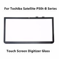 15.6'' Touch Panel Screen Digitizer Glass Replacement For Toshiba Satellite P50t B P50t B 104 P50 B 103 P50t B 108 P50t B 112