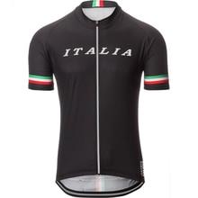 2017 cycling jersey Black Mountain Bike Ciclismo Men's short Professional wear team ITALIA customization Tights New style